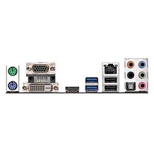 Mini-ITX Mainboard mit Intel Pentium J4205 ASROCK 90-MXB270-A0UAYZ