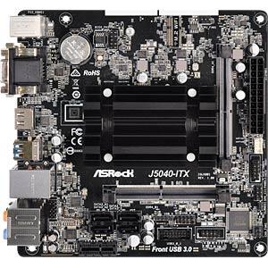 ASROCK J5040-ITX - Mini-ITX Mainboard mit Intel Pentium Silver J5040