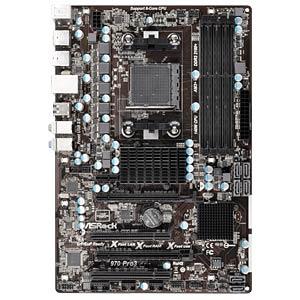 ASRock Socket AM3+ motherboard ASROCK 90-MXGNV0-A0UAYZ