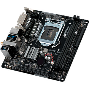 ASRock B360M-ITX/ac (1151) ASROCK 90-MXB790-A0UAYZ