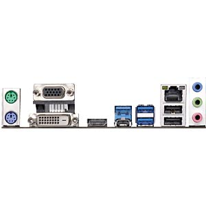 ASRock H270M Pro4 (1151) ASROCK 90-MXB3D0-A0UAYZ