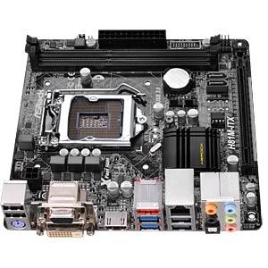 ASRock H81M-ITX (1150) ASROCK 90-MXGPN0-A0UAYZ