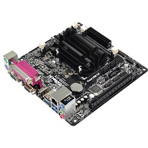 Mini-ITX Mainboard mit Intel Celeron J3355 ASROCK 90-MXB3V0-A0UAYZ