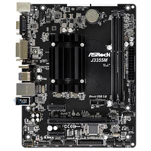 Micro-ATX Mainboard mit Intel Celeron J3355 ASROCK 90-MXB460-A0UAYZ
