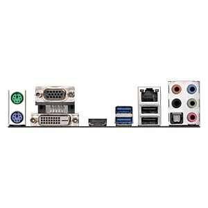 Mini-ITX Mainboard mit Intel Celeron J3455 ASROCK 90-MXB3W0-A0UAYZ