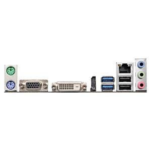 Micro-ATX motherboard with Intel Celeron J3455 ASROCK 90-MXB450-A0UAYZ
