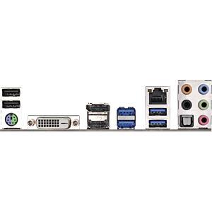 Mini-ITX Motherboard mit Intel Pentium J3710 ASROCK 90-MXB1L0-A0UAYZ