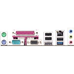 Mini-ITX Mainboard mit Intel Celeron J1900 ASROCK 90-MXGTR0-A0UAYZ