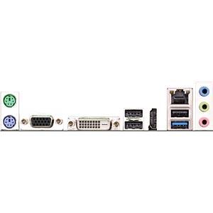 Micro-ATX Mainboard mit Intel Celeron J1900 ASROCK 90-MXGTH0-A0UAYZ
