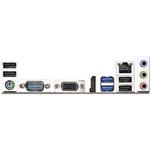 Mini-ITX Mainboard mit AMD A4-5000 ASROCK 90-MXGYS0-A0UAYZ