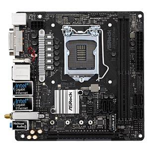 ASRock Z270M-ITX/ac (1151) ASROCK 90-MXB3K0-A0UAYZ