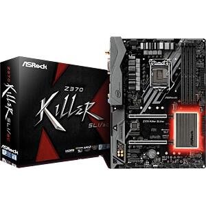 ASRock Z370 Killer SLI/ac (1151) ASROCK 90-MXB630-A0UAYZ