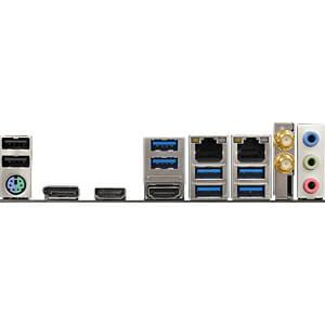 ASRock Z370M-ITX/ac (1151) ASROCK 90-MXB620-A0UAYZ
