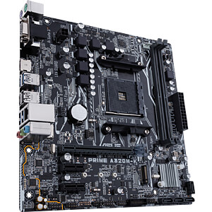 ASUS Prime A320M-K (AM4) ASUS 90MB0TV0-M0EAY0