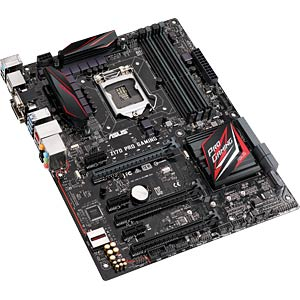 ASUS Z170 Pro Gaming (1151) ASUS 90MB0MD0-M0EAY0
