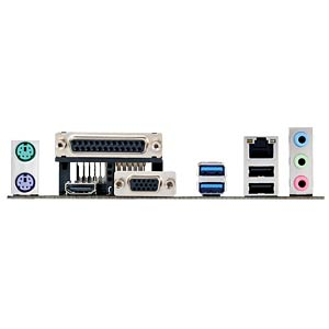 Micro-ATX motherboard with Intel Celeron J3455 ASUS 90MB0RS0-M0EAY0