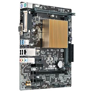 Micro-ATX Mainboard mit Intel Celeron J3455 ASUS 90MB0RS0-M0EAY0