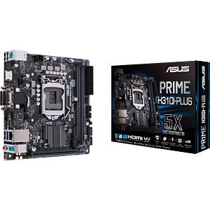 ASUS Prime H310I-Plus (1151) ASUS 90MB0W50-M0EAY0