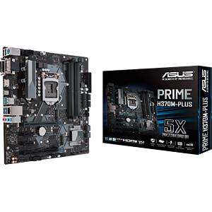 ASUS Prime H370M-Plus (1151) ASUS 90MB0WC0-M0EAY0
