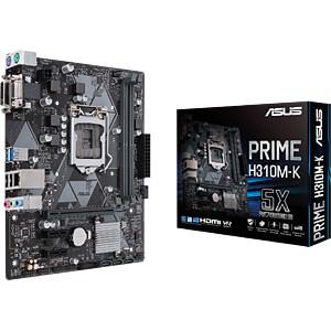 ASUS Prime H310M-K (1151) ASUS 90MB0X80-M0EAY0