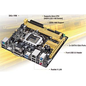 ASUS mainboard socket 1150 ASUS 90MB0GC0-M0EAY0