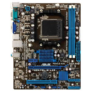 ASUS M5A78L-M LX3 (AM3+) ASUS 90-MIBI40-G0EAY0GZ