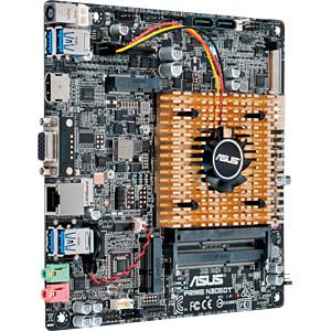Thin Mini-ITX Mainboard mit Intel Celeron N3060 ASUS 90MB0UZ0-M0EAY0