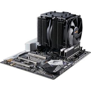be quiet! Dark Rock PRO 4 CPU-Kühler BEQUIET BK022