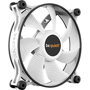 be quiet! Shadow Wings 2, 120mm, PWM, White BEQUIET BL089