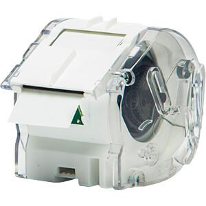 Kleuretikettenrol, wit, 25 mm BROTHER CZ-1004