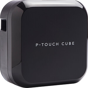 CUBE Plus Bluetooth-labelsysteem BROTHER PTP710BTZG1