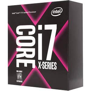 Intel Core i7-7820X, 8x 3.60GHz, boxed, 2066 INTEL BX80673I77820X