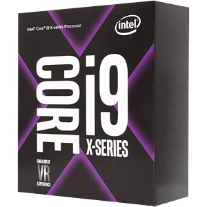 Intel Core i9-7920X, 12x 2,90GHz, boxed, 2066 INTEL BX80673I97920X