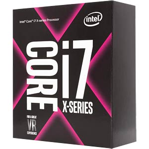 Intel Core i7-7740X, 4x 4.30GHz, boxed, 2066 INTEL BX80677I77740X