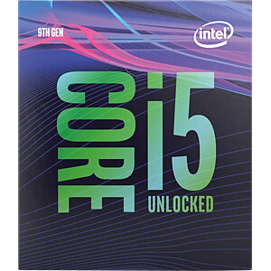 Intel Core i5-9400F, 6x 2,90 GHz, in doos, 1151 INTEL BX80684I59400F