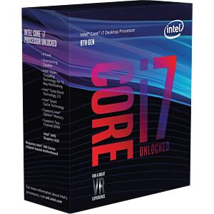 BX80684I79700K - Intel Core i7-9700K