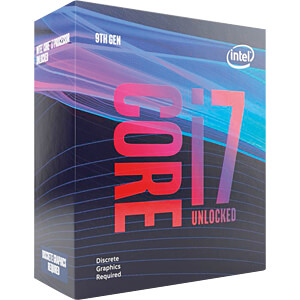 BX80684I79700KF - Intel Core i7-9700KF