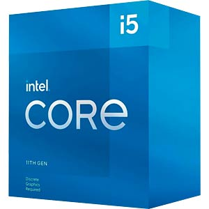 BX8070811400F - Intel Core i5-11400F