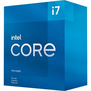 BX8070811700F - Intel Core i7-11700F