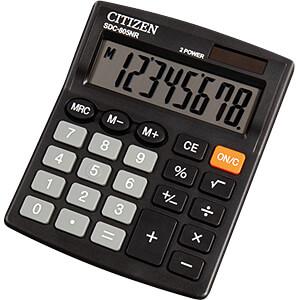 CIT SDC 805NR - Tischrechner
