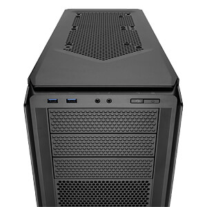 Corsair Miditower Graphite Series 230T CORSAIR CC-9011036-WW