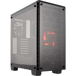 Corsair Miditower Crystal Series 460X CORSAIR CC-9011099-WW