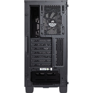 Corsair Miditower Crystal Series 460X CORSAIR CC-9011099-WW