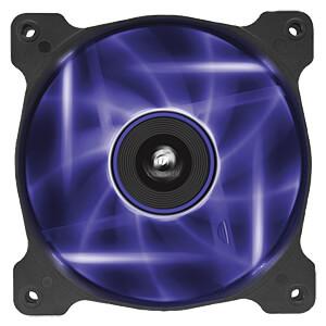 Corsair AF120 Gehäuselüfter, 120 mm, LED lila, x2 CORSAIR CO-9050016-PLED