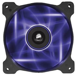 Corsair AF120 Gehäuselüfter, 120 mm, LED purple CORSAIR CO-9050015-PLED