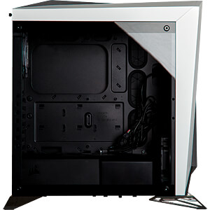 Corsair SPEC-OMEGA Midi-Tower RGB weiß CORSAIR CC-9011141-WW