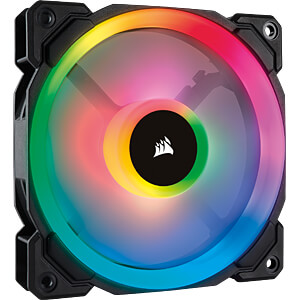 Corsair LL120 RGB 120mm LED PWM Lüfter CORSAIR CO-9050071-WW