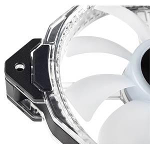 Corsair HD120 Gehäuselüfter, 120 mm, RGB, x3 CORSAIR CO-9050067-WW