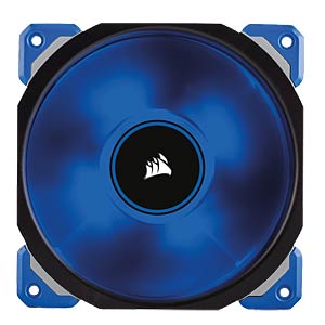 Corsair ML Series Gehäuselüfter, 120 mm, blau CORSAIR CO-9050043-WW