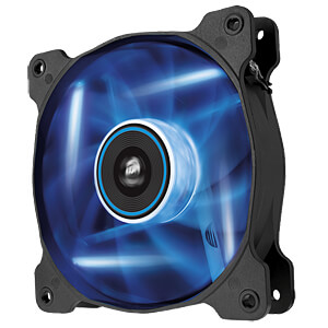 Corsair SP120 Gehäuselüfter, 120 mm, LED blau CORSAIR CO-9050021-WW
